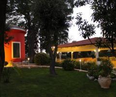 Villa Torrequadra - Location per i ricevimenti serali a Bari