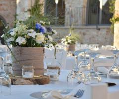 Masseria Grieco - I dettagli della tavola