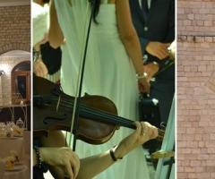 Matrimoni presso Tenuta La Vallonea