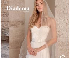 Angela Pascale Spose - Abito da sposa modello Diadema - Nuova Collezione 2017