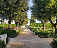 Relais il Santissimo -  Il giardino