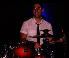 Il batterista del gruppo