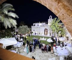 Ricevimento di nozze presso Masseria San Felice