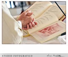 Studio Fotografico Dino Mottola - La cerimonia religiosa