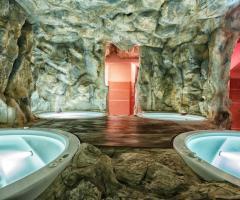Grand Hotel Vigna Nocelli Ricevimenti - Il centro benessere
