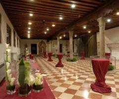 Sala per il ricevimento di matrimonio a Venezia