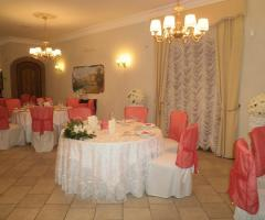 Location con ristorante di matrimonio a Napoli - Tenuta Astroni