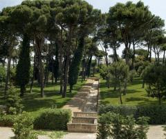 Casa Isabella - Vista paronamica del parco