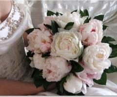 Le Rose di Zucchero Filato - Il bouquet in rosa