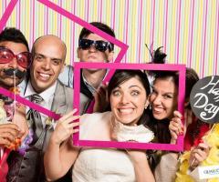 Photobooth matrimonio - Qualcosa di Blu