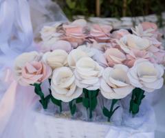 Laura's Wedding - Fiori per il riso