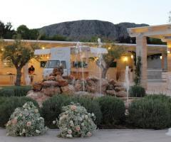 Manfredi Ricevimenti - La fontana