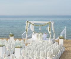 Matrimonio in spiaggia a Bari - Coccaro Beach Club