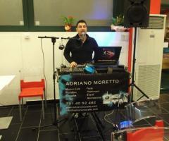 Adriano Moretto - Cantante e musicista