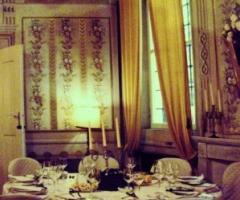 Tavoli per il buffet di nozze