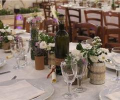 Masseria Casamassima - I dettagli della tavola