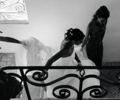 Attimi autentici - La sposa è pronta