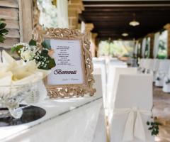 Casale San Nicola - Il benvenuto agli invitati