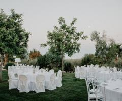 Manfredi Ricevimenti - Matrimonio all'aperto