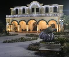 Villa Reale Ricevimenti - Decorazioni invernali