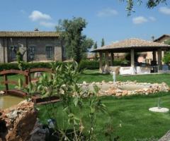 Ristorante per matrimoni a Roma - Relais Castrum Boccea