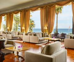Royal Hotel Sanremo - La hall della location