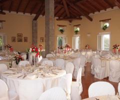 Villa Fabio - Il ricevimento di nozze a Modena