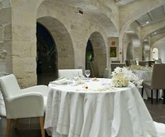 Relais il Santissimo -  Il tavolo degli sposi