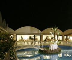 Villa Posillipo - Matrimonio serale a bordo piscina
