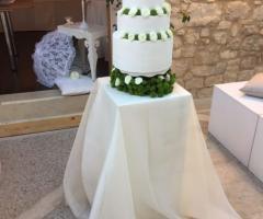 Luisa Mascolino Wedding Planner Sicilia - La torta