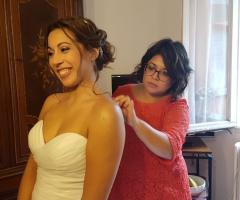 Tatiana Make up Artist - Ultimi ritocchi