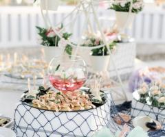 Villa Valente - Composizioni per il buffet