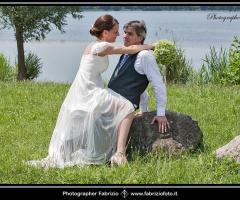 Fabrizio Foto - Il romanticismo degli sposi