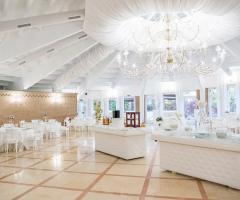 Grand Hotel Vigna Nocelli Ricevimenti - L'angolo liquori e confetti