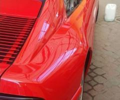 Dettaglio Ferrari