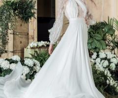 Valentini spose - Abito da sposa modello Eletta Collezione Valentini