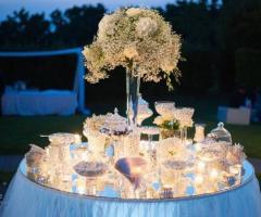 Grand Hotel Vigna Nocelli Ricevimenti - La confettata all'aperto