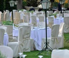 L'Oasi di Claire - Il matrimonio in giardino