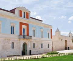 Relais il Santissimo - La masseria di fine XVII secolo sapientemente restaurata