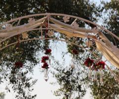 Abbazia di Sant'Andrea in Flumine - Il rito civile