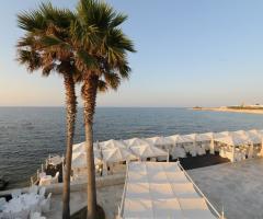La Perla del Doge - Ricevimento di matrimonio al mare a Bari