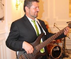 Musica durante un matrimonio