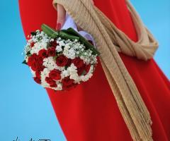 Studio Fotografico Dino Mottola - Il bouquet della sposa