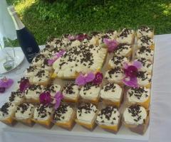 Opere di fata - Il tavolo dei dolci