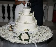 Villa Posillipo - Torta nuziale