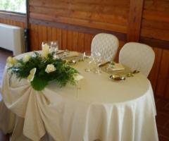 Villa Aretusi - Tavolo degli sposi