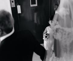 Attimi autentici - La sposa e il papà