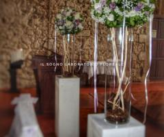 Il Sogno - Laboratorio Floreale - Idee floreali decorative