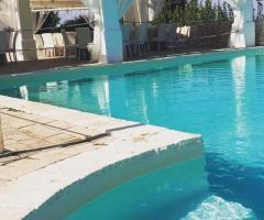 Masseria Santa Teresa -  Dettagli della piscina