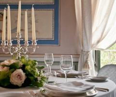 Villa Boscogrande - Mise en place